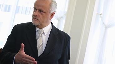 Andrzej Barcikowski, były szef ABW