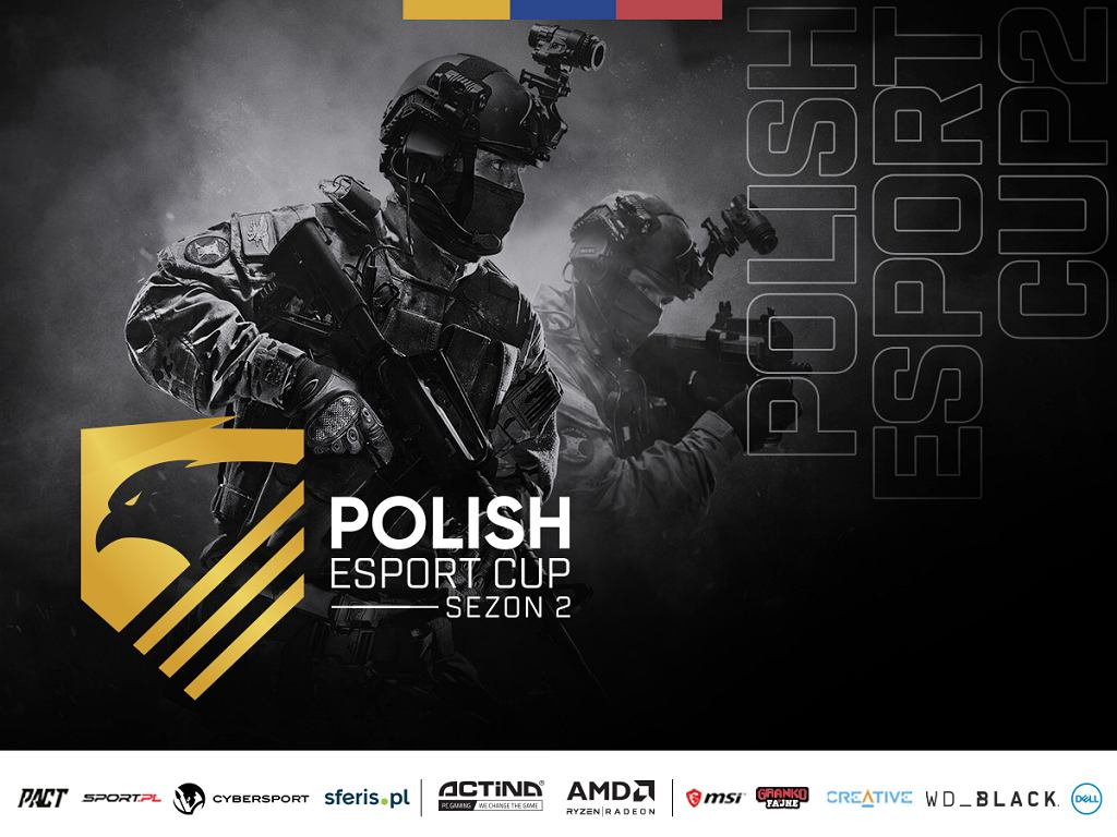 Dzisiaj rozpoczynają się finały turnieju CS:GO Polish Esport Cup 2020 Sezon 2!