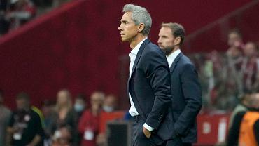 Paulo Sousa komentuje mecz Polska - Anglia