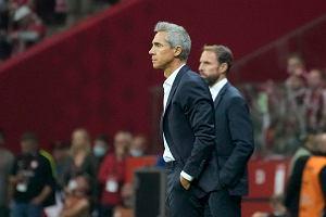 Paulo Sousa komentuje mecz Polska – Anglia