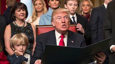 Inauguracja Donalda Trumpa