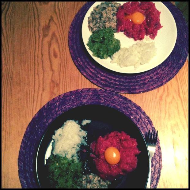 Upolowałem kolację