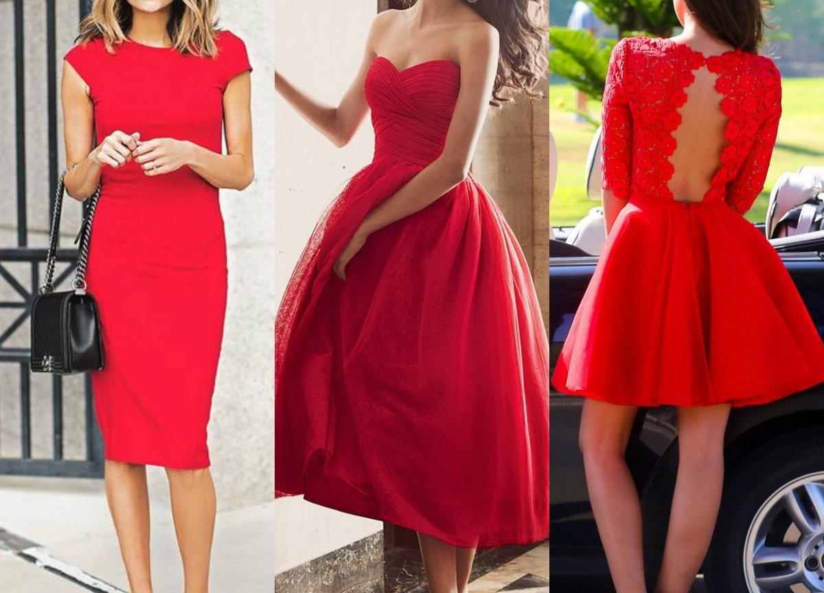 Czerwone sukienki na lato przegląd najładniejszych modeli!