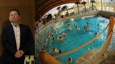 Grzegorz Kaliszczak został nowym prezesem aquaparku we Wrocławiu