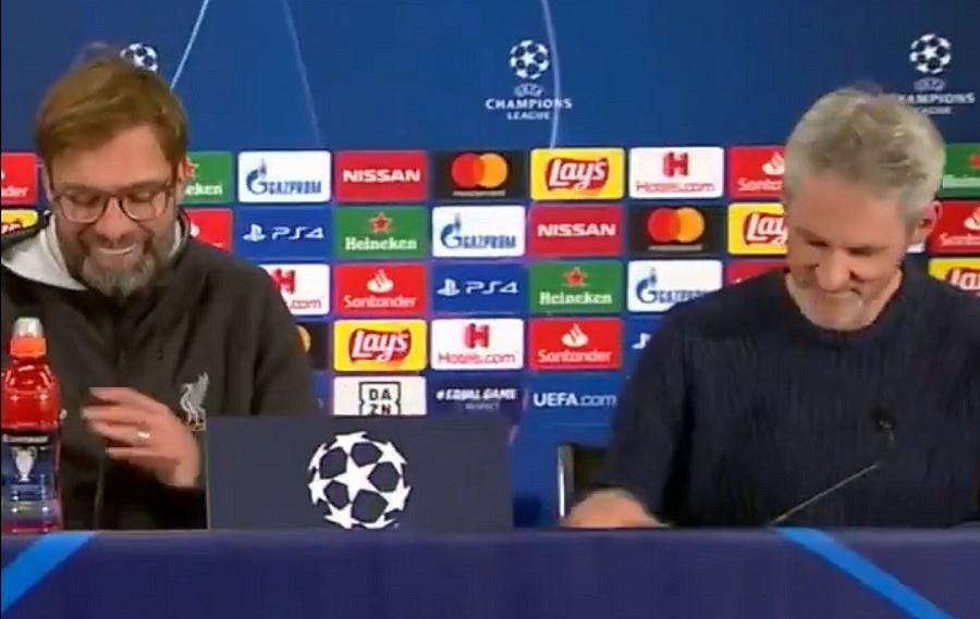 Juergen Klopp przeprasza za swoją reakcję. 'Byłem idiotą'