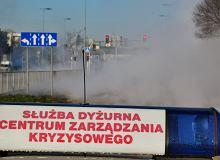 Koniec naprawy sieci ciepłowniczej na Pradze-Północ. Miała tragiczne skutki