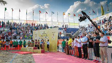 Grand Slam w Olsztynie. Przedostatni dzień zawodów i finał turnieju kobiet