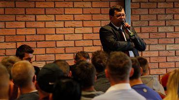 Spotkanie ze Zbigniewem Stonogą w DomExpo w Opolu
