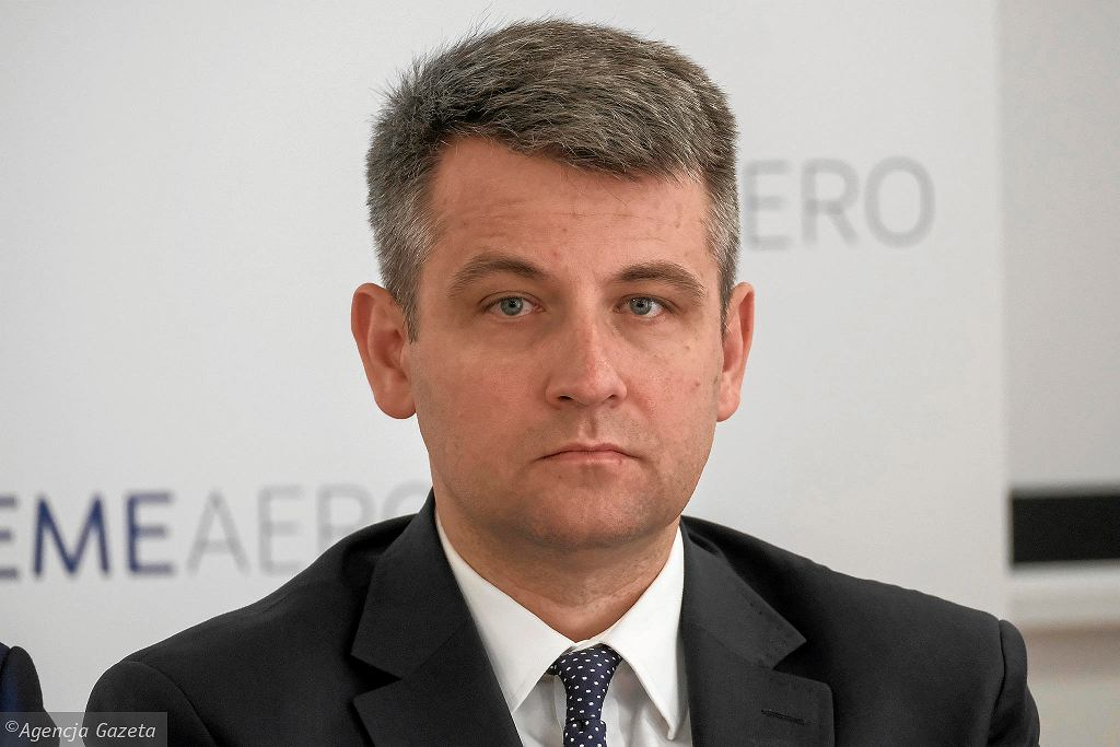 Tomasz Pisula, były prezes Polskiej Agencji Inwestycji i Handlu