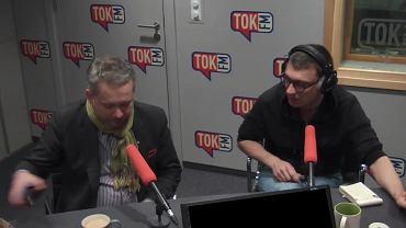 Na zdjęciu: Michał Szułdrzyński i Grzegorz Sroczyński.