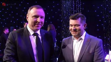 Jacek Kurski i Zenek Martyniuk