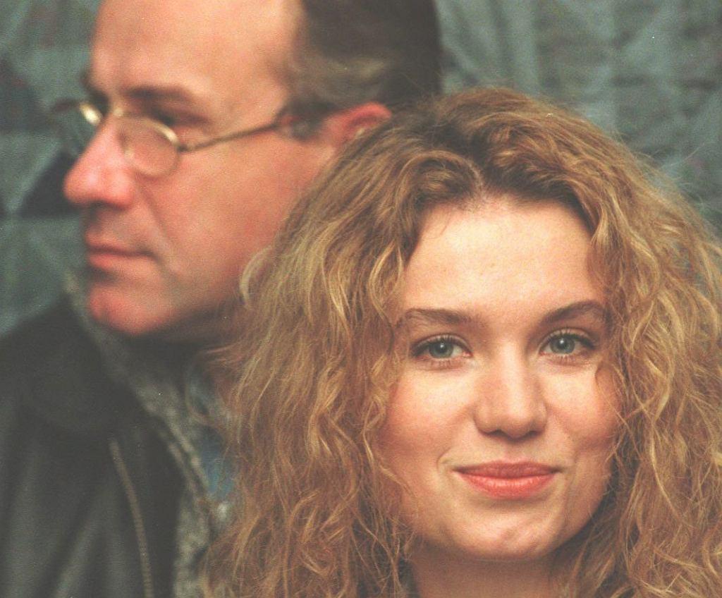 Piotr Machalica i Joanna Trzepiecińska