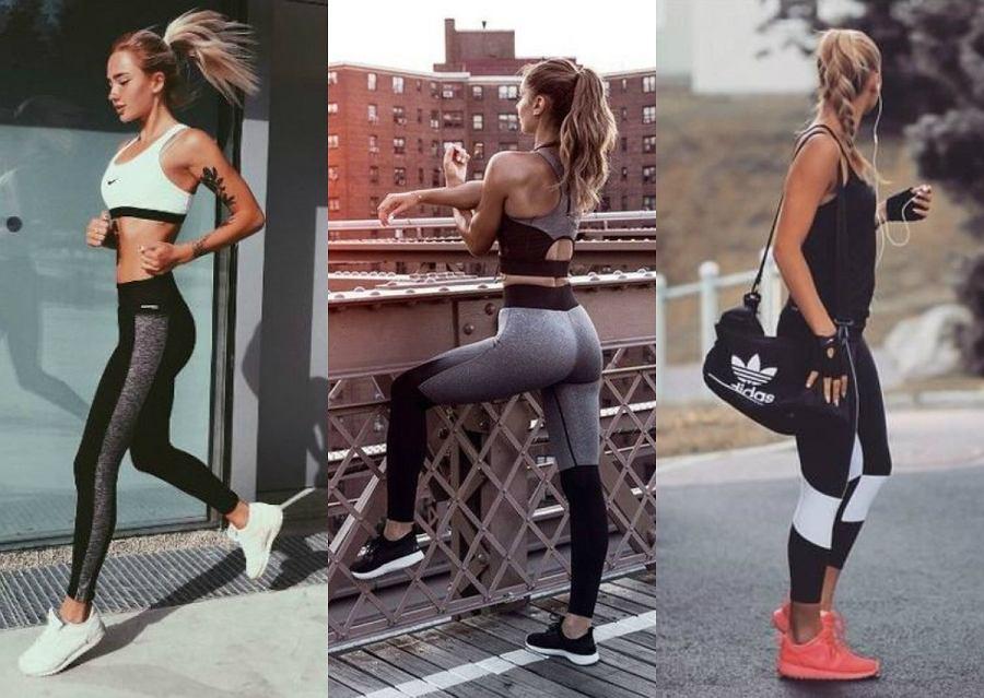23ca9272460ca2 Co założyć na fitness - 3 sexy stylizacje