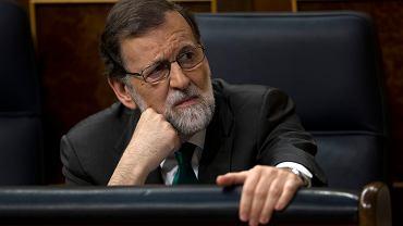 Były premier Mariano Rajoy