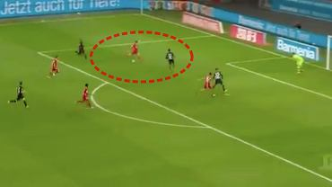 Lewandowski dał wygraną Bayernowi w Leverkusen