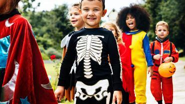 Strój na Halloween 2021 dla chłopca - pomysły na przebrania, które wykonasz samodzielnie. Zdjęcie ilustracyjne