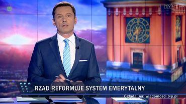 """Wiadomości"" TVP 4 lipca"