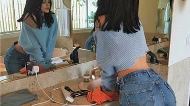 Nowe dżinsy Levi's Wedgie - ulubiony model Kylie Jenner
