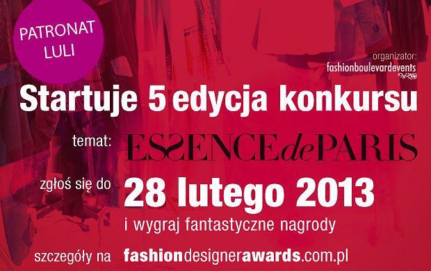 Fashion Designer Awards 2013