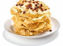 Mrowisko z ciasta na faworki - ugotuj