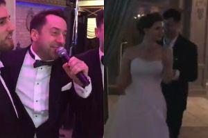 Ślub syna Marcina Millera