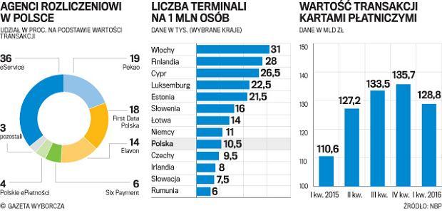 Polacy rzadko używają kart płatniczych. Ale to się zmieni