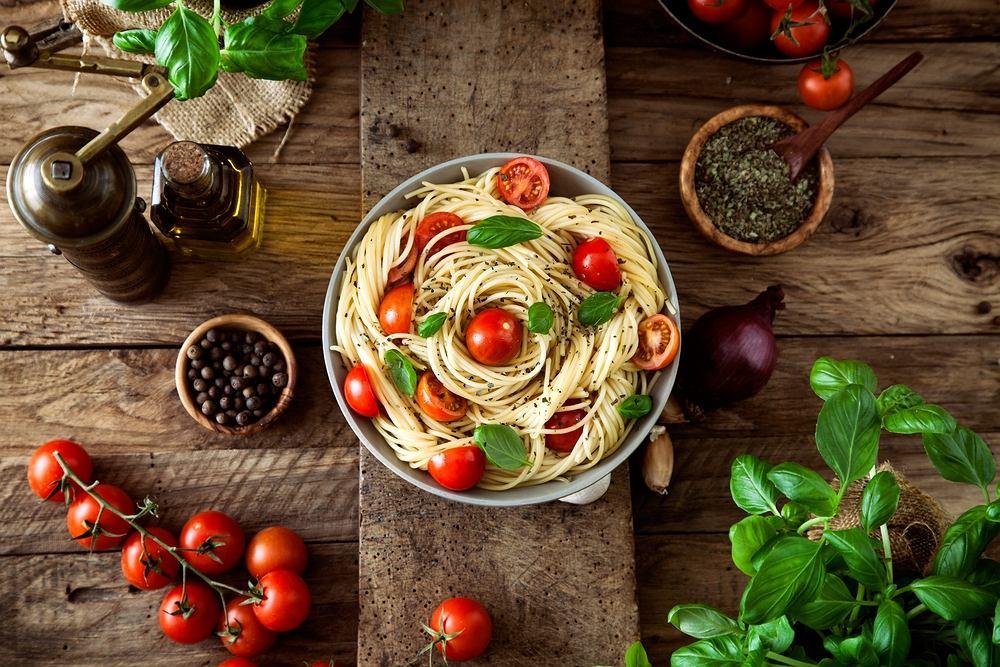 Włoskie dania