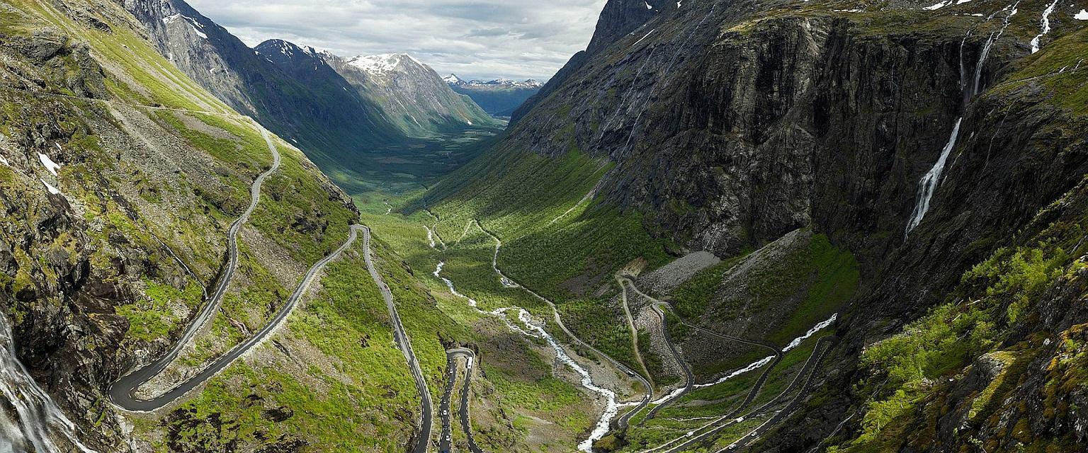Świat widziany stamtąd zapiera dech w piersiach. Najpiękniejsze punkty widokowe w Skandynawii