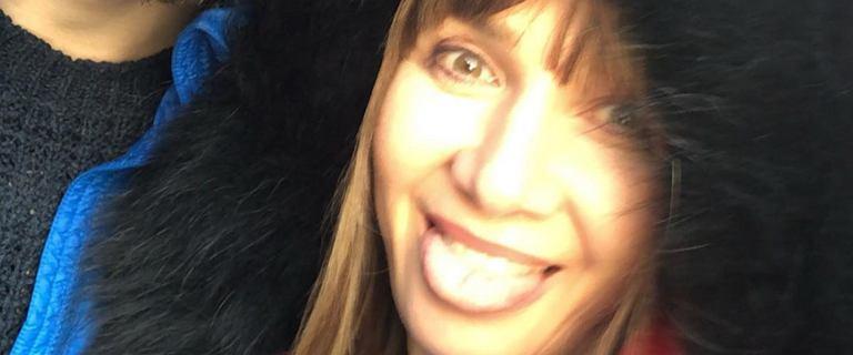 """Grażyna Wolszczak pokazała nowe zdjęcia z synem. Razem wystąpią w show """"Ameryka Express"""". Fani typują, do kogo podobny jest Filip, a aktorka odpowiada"""