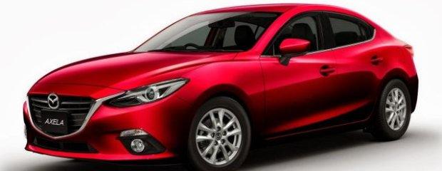 Salon Tokio 2013   Hybrydowa Mazda - Pierwsze szczegóły