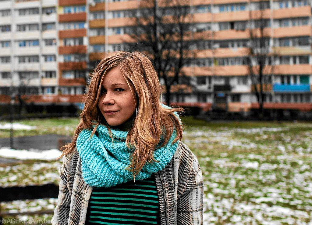 / Magdalena Danaj Fot. Dominik Werner / Agencja Gazeta