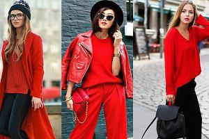 Kolor czerwony najgorętszym trendem tego sezonu! Sprawdź, jak go nosić w sportowym stylu