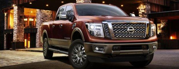 Salon Detroit 2015 | Nissan Titan XD | Tym razem Diesel