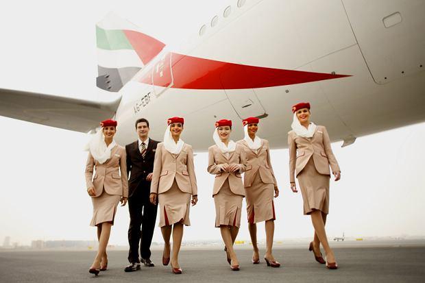 Emirates rekrutuje w Warszawie