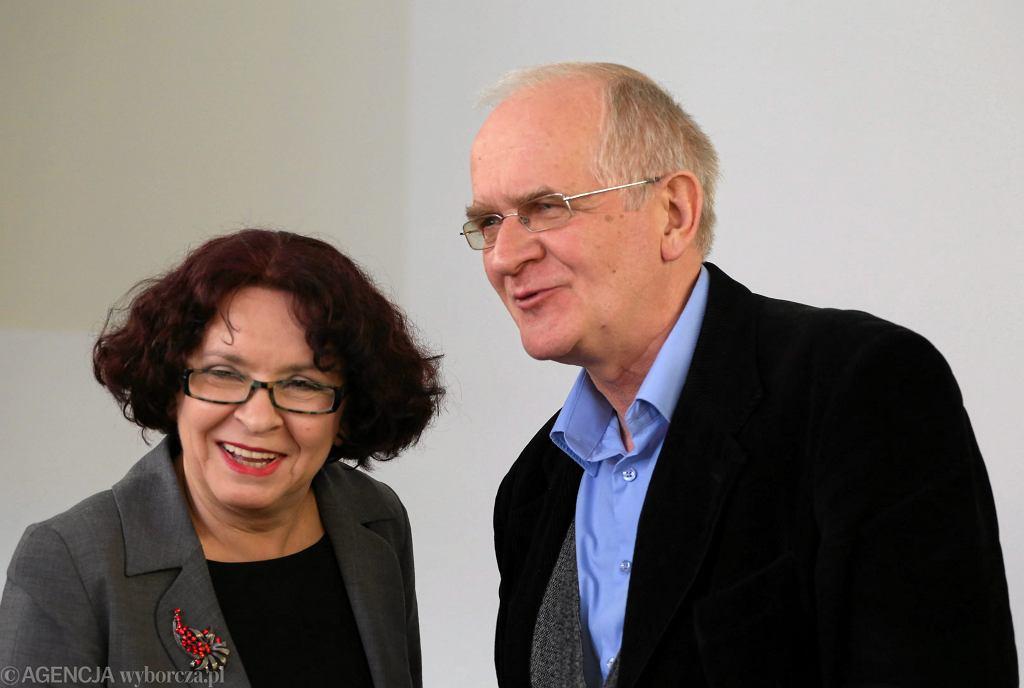 Elżbieta Kruk, Krzysztof Czabański