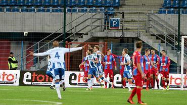 Piast Gliwice właściwie stracił już szanse na awans do kolejnej rundy