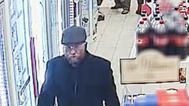 Mężczyzna poszukiwany przez policję