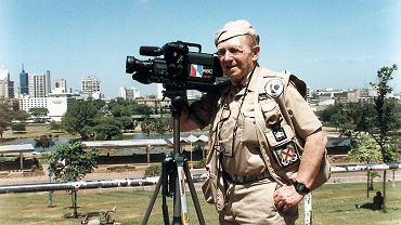 Tony Halik (fot. Archiwum Elżbiety Dzikowskiej/Wikimedia Commons/domena publiczna)