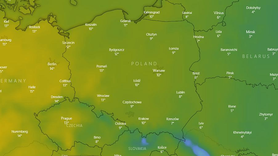 IMGW prognozuje ocieplenie w weekend 15-16 lutego (zdjęcie ilustracyjne)