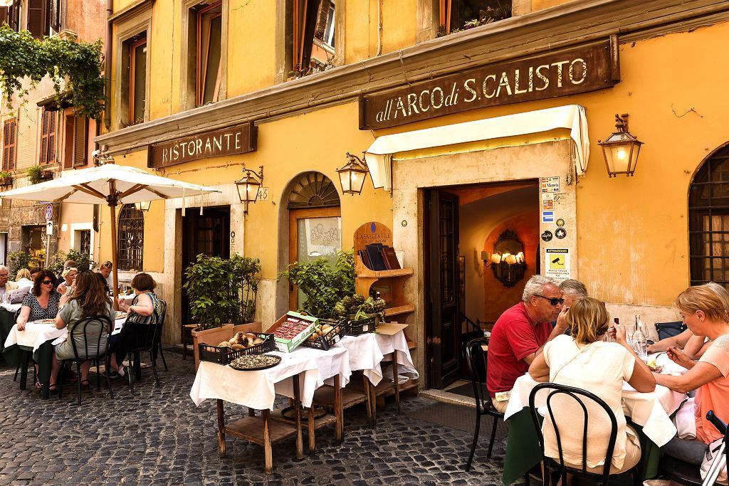 Włochy, Rzym.