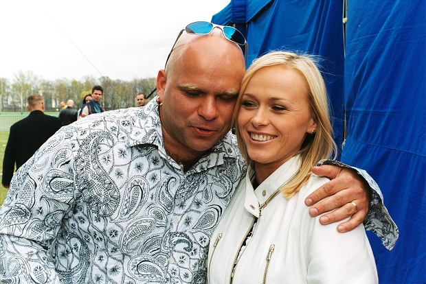 / Klaudiusz Sevkovic, Monika Sewioo  2003-04-28