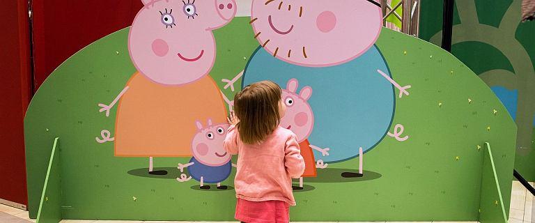Świnka Peppa sprzedana za gigantyczne pieniądze. Hasbro wyłożyło 4 mld dolarów