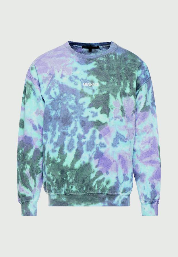 Bluza tie-dye