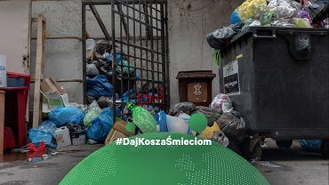 Problemy z segregacją śmieci