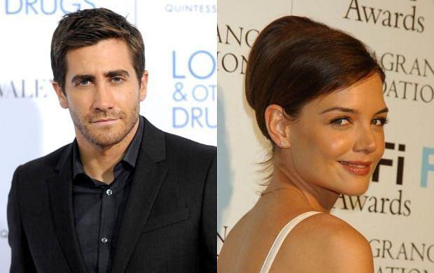 Jake Gyllenhaal, Katie Holmes.