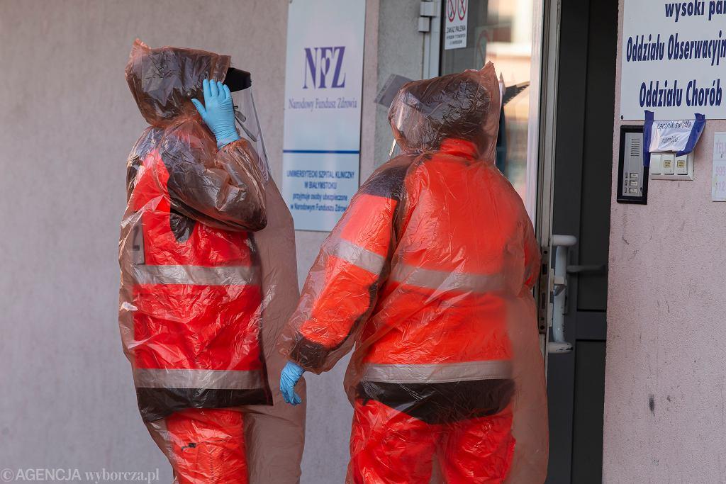 Epidemia koronawirusa w Polsce