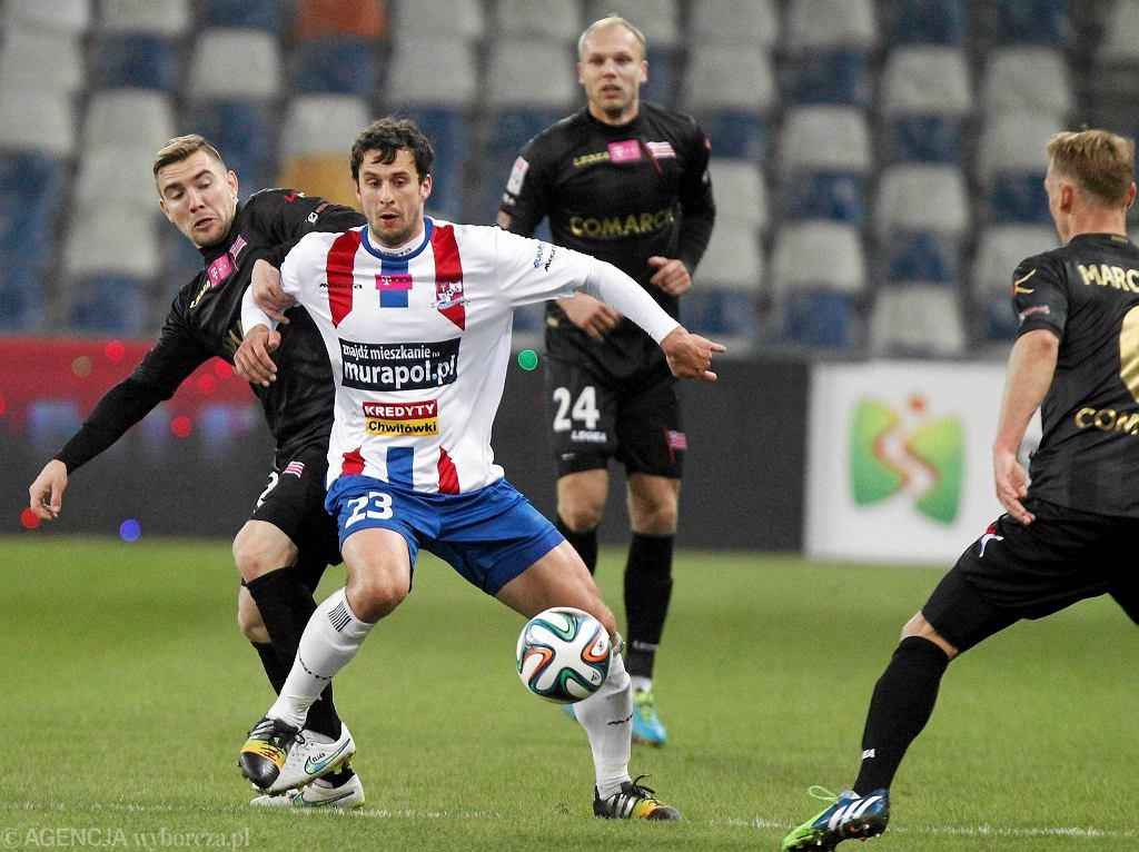 Robert Demjan strzelił gola w sparingu