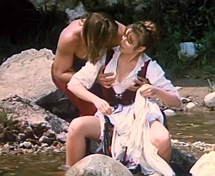 Kadr z serialu 'Janosik'