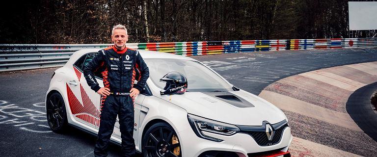 Nowe Megane R.S. Trophy-R z rekordem na Nurburgringu