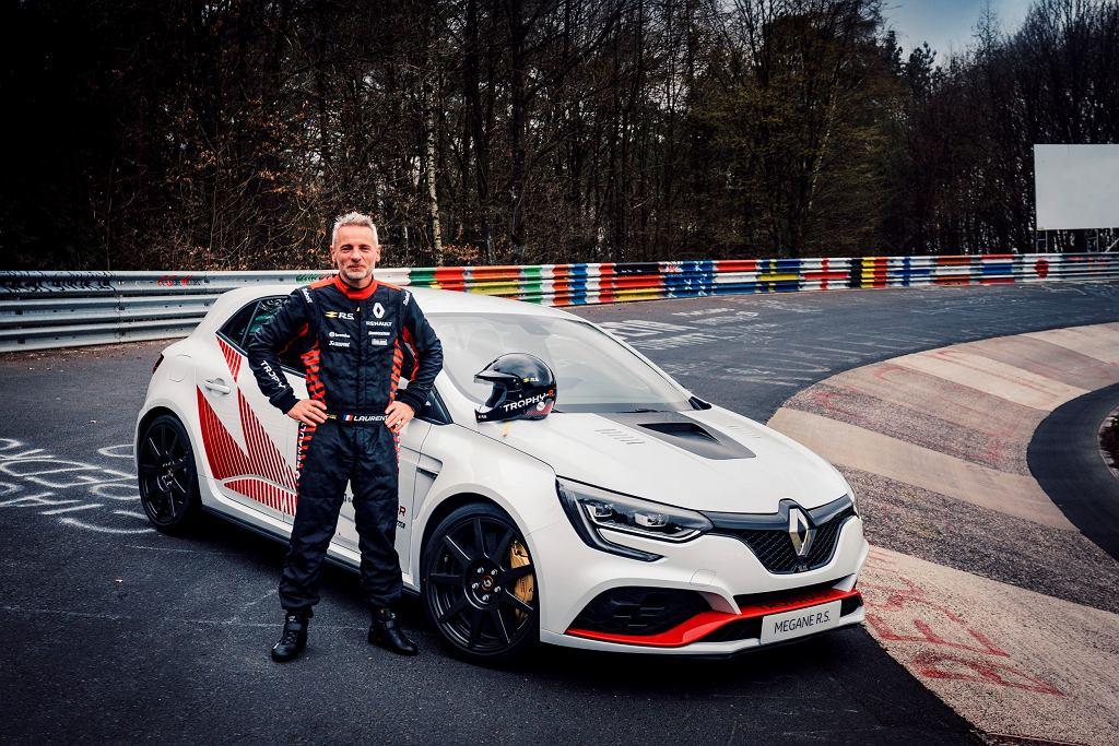 Renault Megane R.S. Trophy-R, rekord toru Nurburgring
